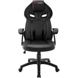 Mars Gaming MGC118 Cadeira de jogos universal Assento acolchoado Preto
