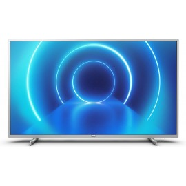 "Philips 7500 series 43PUS7555 12 TV 109,2 cm (43"") 4K Ultra HD Smart TV Wi-Fi Prateado"