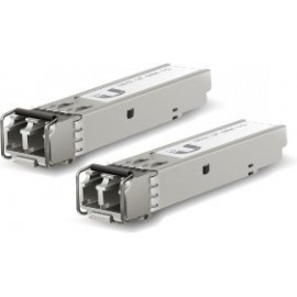 Ubiquiti Networks UF-MM-10G módulo de transcetor de rede Fibra óptica 10000 Mbit s SFP+ 850 nm