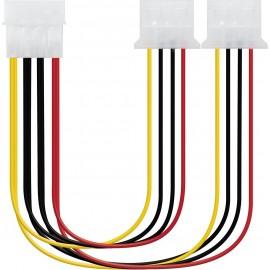 Nanocable 10.19.0401 cabo de alimentação interno 0,2 m