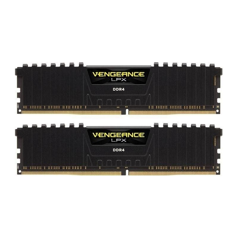 Corsair Vengeance LPX 8GB DDR4-2666 módulo de memória 2 x 4 GB 2666 MHz