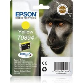 Epson Monkey Tinteiro Amarelo T0894 Tinta DURABrite Ultra (c alarme RF+AM)