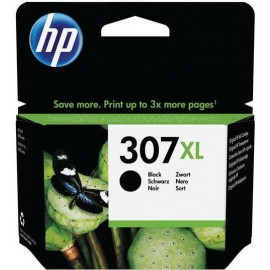 HP 307XL Original Preto -...