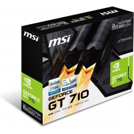 MSI V809-2000R placa de vídeo NVIDIA GeForce GT 710 2 GB GDDR3
