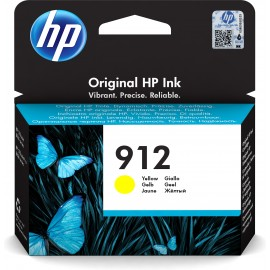 HP 912 Original Amarelo 1 unidade(s)