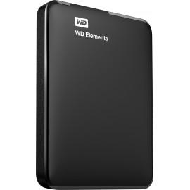 Western Digital WD Elements Portable disco externo 500 GB Preto