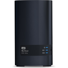 Western Digital My Cloud EX2 Ultra Armada 385 Ethernet LAN PC Preto NAS