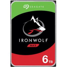 """Seagate IronWolf ST6000VN001 unidade de disco rígido 3.5"""" 6000 GB ATA serial III"""