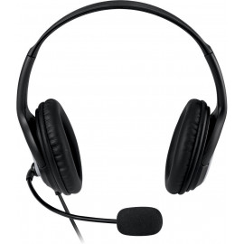 Microsoft LifeChat LX-3000 Auscultadores Fita de cabeça Preto