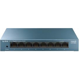 TP-LINK LS108G Não-gerido Gigabit Ethernet (10 100 1000) Azul