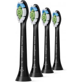 Philips HX6064 11 cabeça de escova de dentes 4 unidade(s) Preto