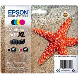 Epson C13T03A64010 tinteiro Original Preto, Ciano, Magenta, Amarelo 1 unidade(s)
