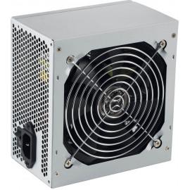 TooQ Fonte Ecopower II fonte de alimentação 500 W 20+4 pin ATX ATX Prateado