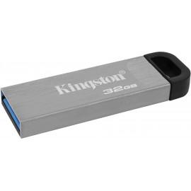 Kingston Technology DataTraveler Kyson unidade de memória USB 32 GB USB Type-A 3.2 Gen 1 (3.1 Gen 1) Prateado