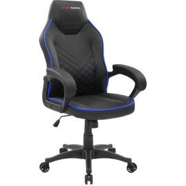 Mars Gaming MGCX ONE Cadeira de jogos universal Assento acolchoado Preto, Azul