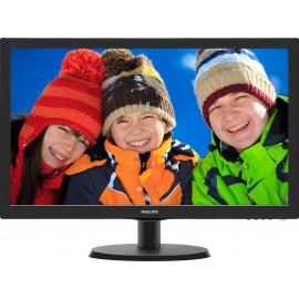 Philips V Line Monitor LCD com SmartControl Lite 223V5LHSB2 00