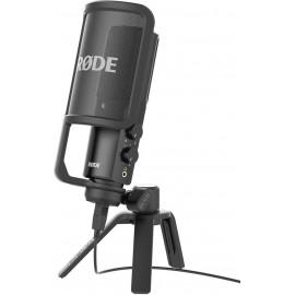 RØDE NT-USB Microfone de estúdio Preto