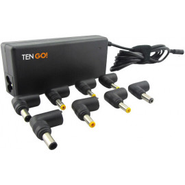 TenGO RT3093BT adaptador e transformador Interior 75 W Preto