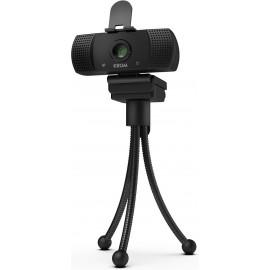 Krom Kam webcam 1920 x 1080 pixels USB 2.0 Preto
