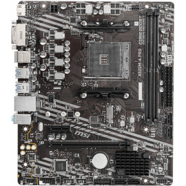 MSI A520M-A PRO Socket AM4 micro ATX AMD A520