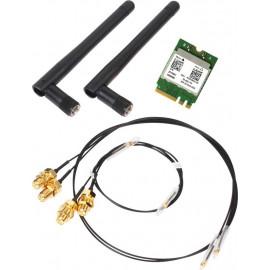 Shuttle WLN-M WLAN   Bluetooth 433,3 Mbit s Interno