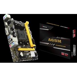 Biostar A68MHE motherboard...