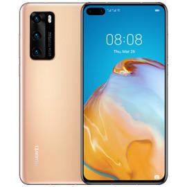 "Huawei P40 15,5 cm (6.1"") 8 GB 128 GB Dual SIM híbrido 5G USB Type-C Dourado Android 10.0 Huawei Mobile Services (HMS) 3800 mAh"