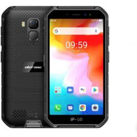 """Ulefone Armor X7 12,7 cm (5"""") 2 GB 16 GB Dual SIM 4G Micro-USB Preto Android 10.0 4000 mAh"""