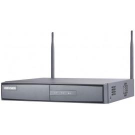 Hikvision Digital Technology DS-7608NI-K1 W gravador de vídeo em rede (NVR) Preto