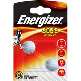 Energizer 637986 pilha Bateria descartável CR2032 Lítio