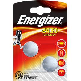 Energizer CR2430 Bateria descartável Lítio