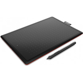Wacom One by Small mesa digitalizadora Preto 2540 lpi 152 x 95 mm USB