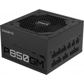 Gigabyte P850GM fonte de alimentação 850 W 20+4 pin ATX ATX Preto