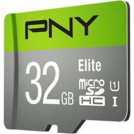 PNY Elite cartão de memória 32 GB MicroSDHC Classe 10