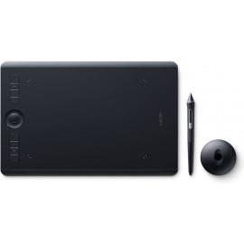 Wacom Intuos Pro mesa digitalizadora Preto 5080 lpi 224 x 148 mm USB Bluetooth