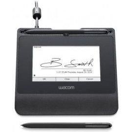 Wacom STU540-CH2 dispositivo para assinatura eletrónica Preto