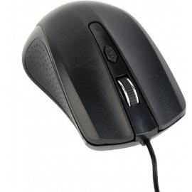Gembird MUS-4B-01 rato Ambidestro USB Type-A Ótico 1200 DPI