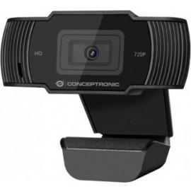 Conceptronic AMDIS03B webcam 1280 x 720 pixels USB 2.0 Preto