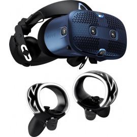 HTC Cosmos Capacete de visualização dedicado Preto, Azul