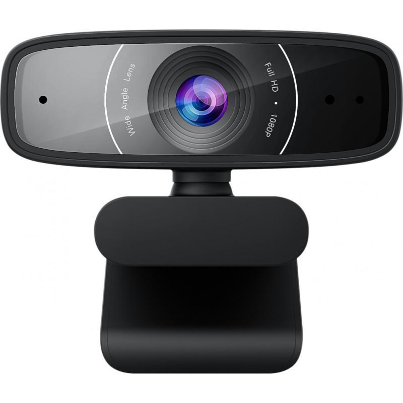 ASUS C3 webcam 1920 x 1080 pixels USB 2.0 Preto