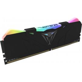 Patriot Memory Viper RGB PVR416G360C8K módulo de memória 16 GB 2 x 8 GB DDR4 3600 MHz