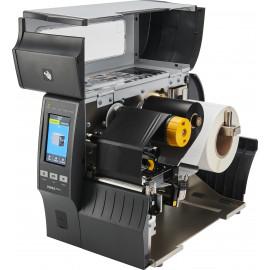 Zebra ZT411 203 x 203 DPI Com fios e sem fios Térmica direta Transferência termal Impressora POS