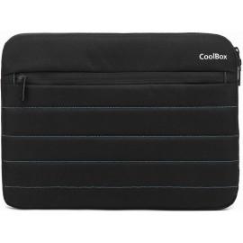 "CoolBox COO-BAG13-0N mala para portáteis 33 cm (13"") Estojo Preto"