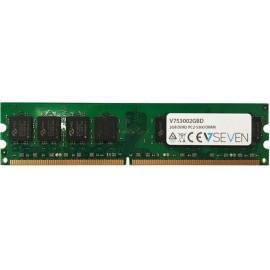 V7 V753002GBD módulo de memória 2 GB 1 x 2 GB DDR2 667 MHz