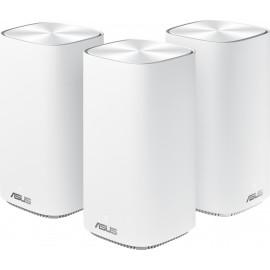 ASUS CD6(3-PK) router com fio 2.5 Gigabit Ethernet, 5 Gigabit Ethernet Branco