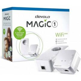 Devolo Magic 1 WiFi mini 1200 Mbit s Ethernet LAN Wi-Fi Branco 2 unidade(s)