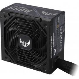 ASUS TUF-GAMING-550B fonte de alimentação 550 W 24-pin ATX ATX Preto