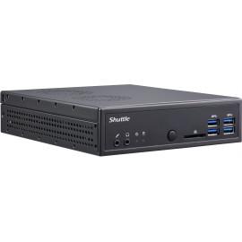 Shuttle XPС slim DA320 PC de 1,35L Preto AMD A320 Socket AM4
