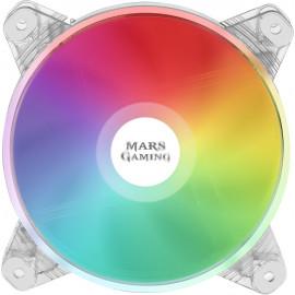 Mars Gaming MFD ventoinha para PC Caixa de computador Cooler 12 cm Branco 1 unidade(s)