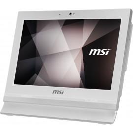 "MSI Pro 16T 10M-002XEU 39,6 cm (15.6"") 1366 x 768 pixels Ecrã táctil Intel® Celeron® 4 GB DDR4-SDRAM 256 GB SSD Wi-Fi 5"